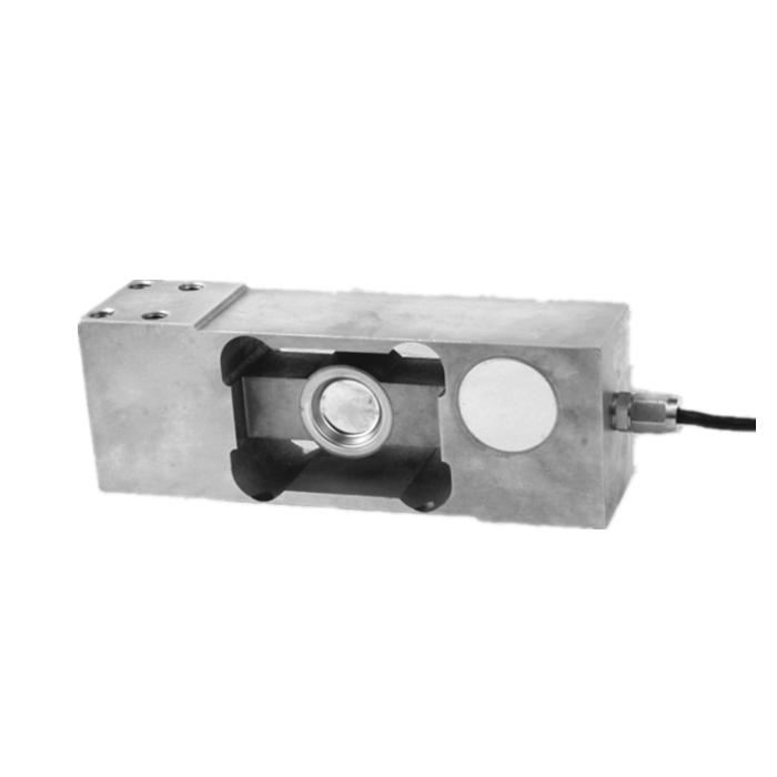 Single-point strain gauge load cell GPEC